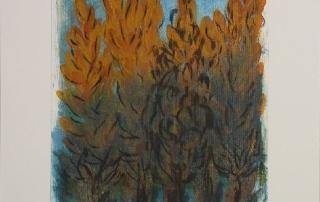 SAfrica Impression 2, 2006, 38 x 44 cm, Pigment/Kreide a.L.