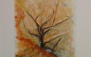 SAfrica Impression 3, 2006, 38 x 44 cm, Pigment/Kreide a.L.