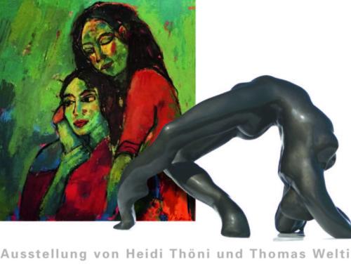 Heidi Thöni und Thomas Welti