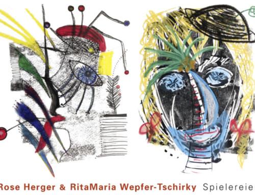 Rose Herger und RitaMaria Wepfer-Tschirky