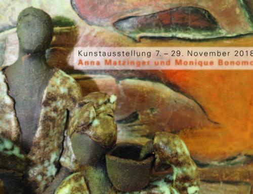 Anna Matzinger und Monique Bonomo